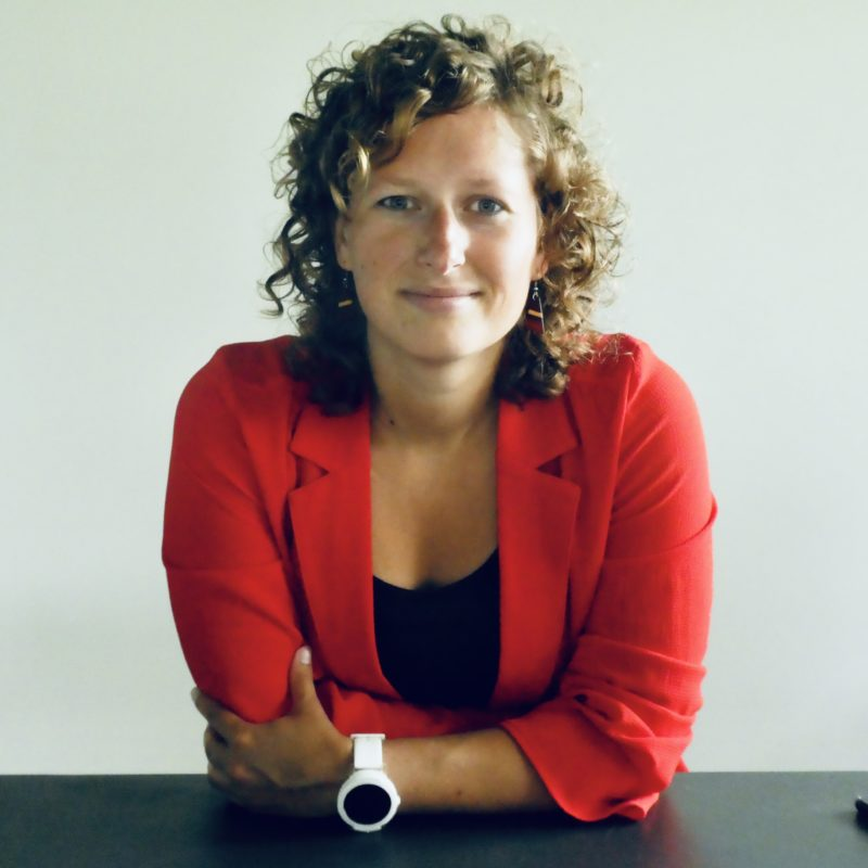 Eline Burger, co-founder | strategy consultant